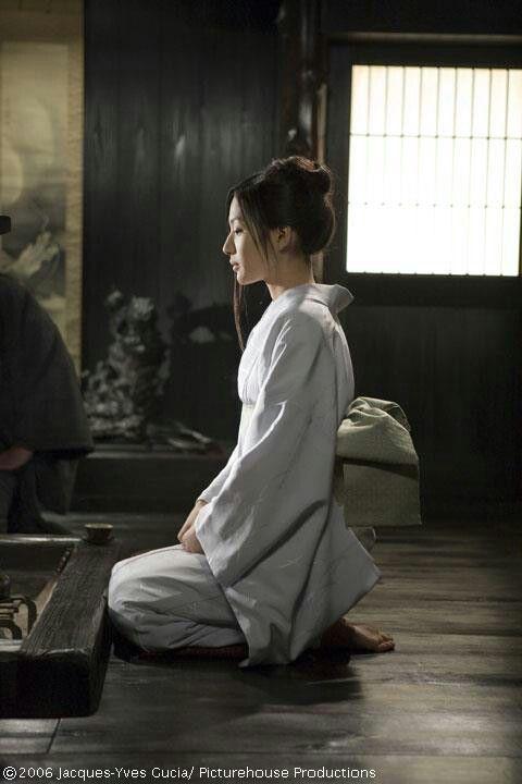 "Sei Ashina (芦名 星) ""Silk"""