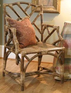 Napa Home rattan chair