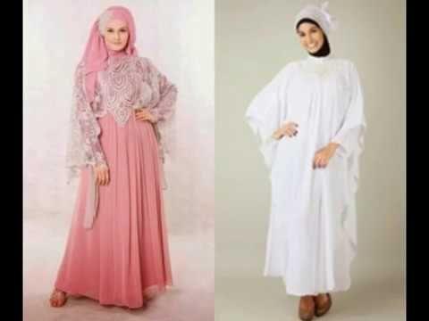 Model Gamis Untuk Orang Gemuk Agar Terlihat Langsing Wanita Model Baju Muslim