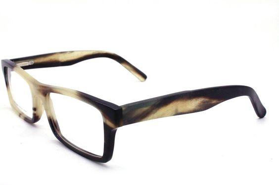 handmade Ox horn eyeglasses
