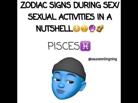 Zodiac Signs During Sasx Sa Xual Activity Youtube Zodiac Signs Funny Zodiac Signs Different Zodiac Signs