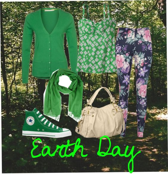 """Earth Day"" by allisonchoate on Polyvore"