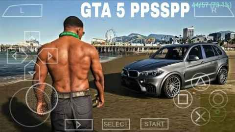 gta 5 android ppsspp iso