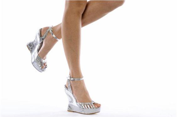 Margaux by Terry de Havilland (Silver) | Sarenza UK | Your Sandals Margaux Terry de Havilland delivered for Free