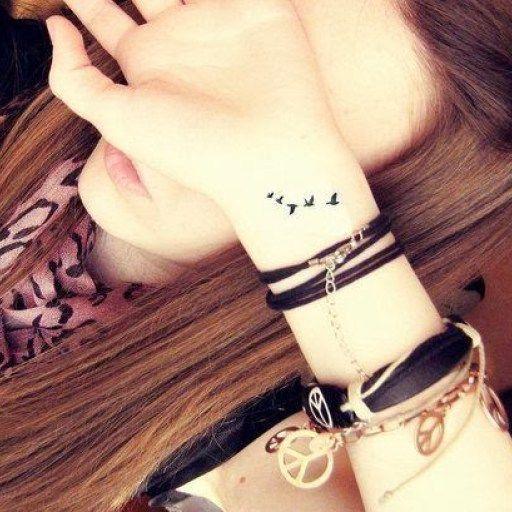 Tatuagem de pássaros                                                                                                                                                                    More: