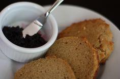 Paleo Honey Biscuits (GF and SCD)