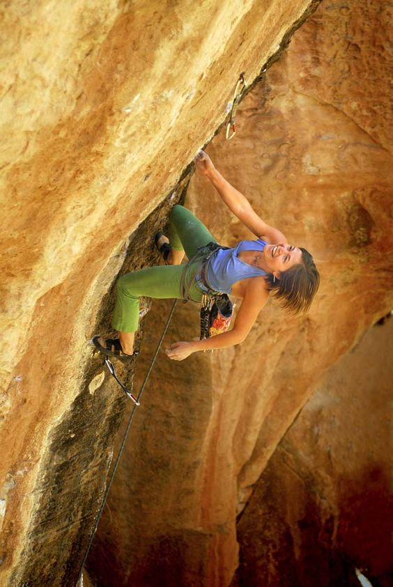 Katie Brown at Mill Creek, Utah.