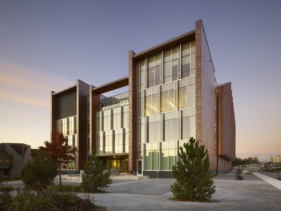 The perfect place to study. Centennial College Library building at Progress Campus.