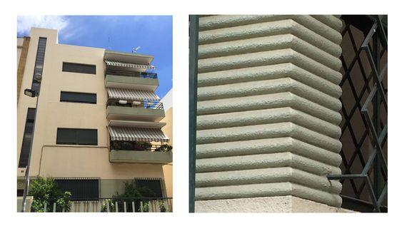 Pilar Cotter - juin 2017 · Barrio de los hotelitos , Santa Cruz de Tenerife.