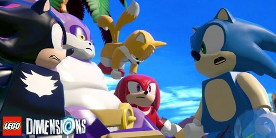 """LEGO Dimensions Is Bringing Sonic's Friends Along  When Sonic the Hedgehog speeds his way into LEGO Dimensions next month he'll be bringing a few of his pals including Knuckles Tails Shadow and Big the Cat.  In a post on Twitter the official LEGO Dimensions account shared the following image showcasing LEGO versions of the Blue Blur and friends along with the message: """"Okay let's get this party started. Save the date: November 18th 2016.""""   Via LEGO Dimensions on Twitter  Continue reading…"""