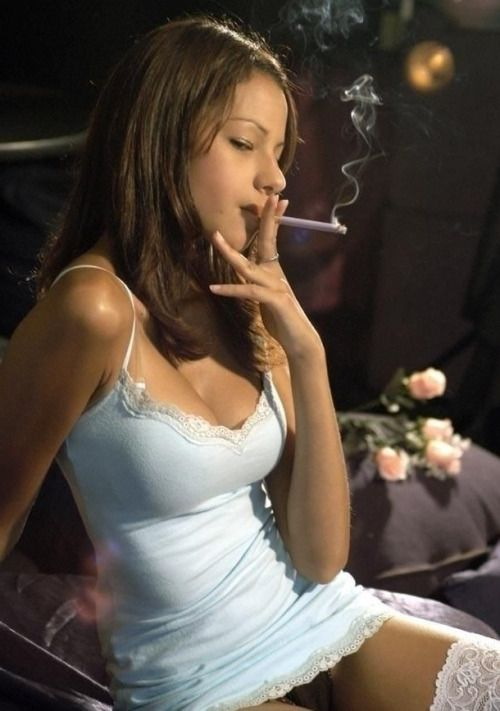 Sexy Sluts Smoking