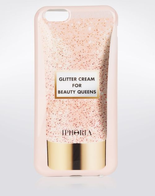 "iPhone Case: Iphoria ""Glitter Cream"". Click on the picture to get the product <3"