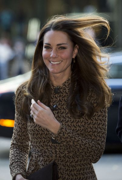 Kate Middleton - The Duke And Duchess Of Cambridge Attend Only Connect Projects