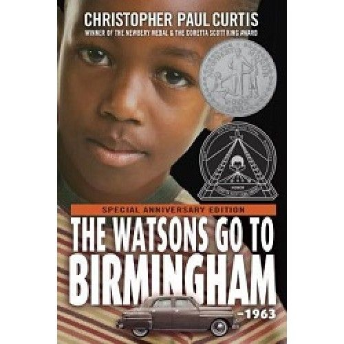 A Historical Fiction Novel By Christopher Paul Curtis First
