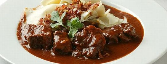 Goulash is a great dish to make for your next dinner party. Get the recipe right here: http://www.austria.info/us/food-and-wine-in-austria/goulash-1725997.html