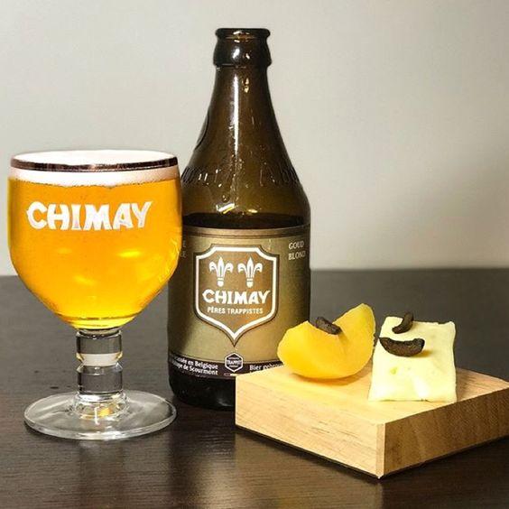 Bia chimay vàng tphcm
