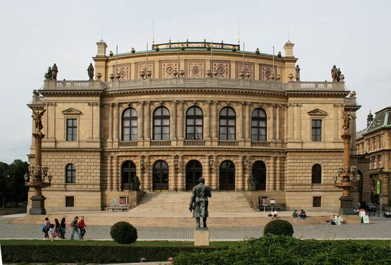 Rudolfinum – Prague, Czech Republic