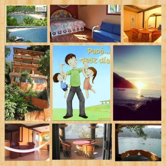 #Hotel #CasaBahiaBonita  cuenta con la mejor seguridad, comodidad, tranquilidad por lo que les recomendamos que se queden varios días; cuenta con 7 habitaciones; 3 Frente al mar y 4 Vista parcial al mar.  ¡RESERVA YA Y NO TE QUEDES SIN HOSPEDAJE EN ESTE MÁGICO PUEBLO!