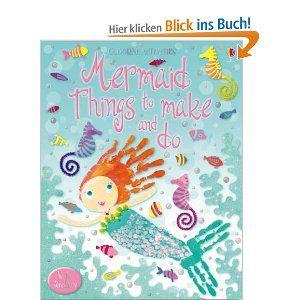 Mermaid Things to Make and Do (Usborne Activities)