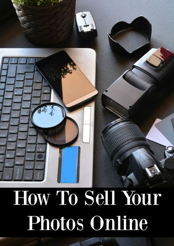Love photography? You can sell your photos online to make extra income every month and it's so simple! Learn how to in this post!