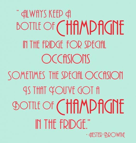 Champagne ... Always #champagne