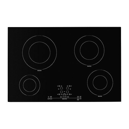 nutid 4 element induction cooktop black technology stove and brochures. Black Bedroom Furniture Sets. Home Design Ideas