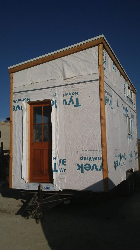 Tiny House For Sale Finishings Included Tiny House Pinterest