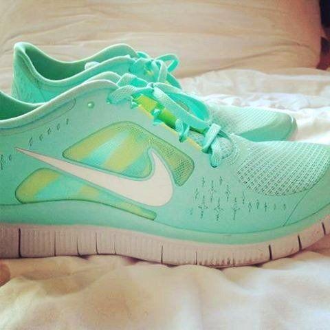 nike air max lunar - Nike Free Run mint and lime green http://www.wholesaleshoeshub.com ...