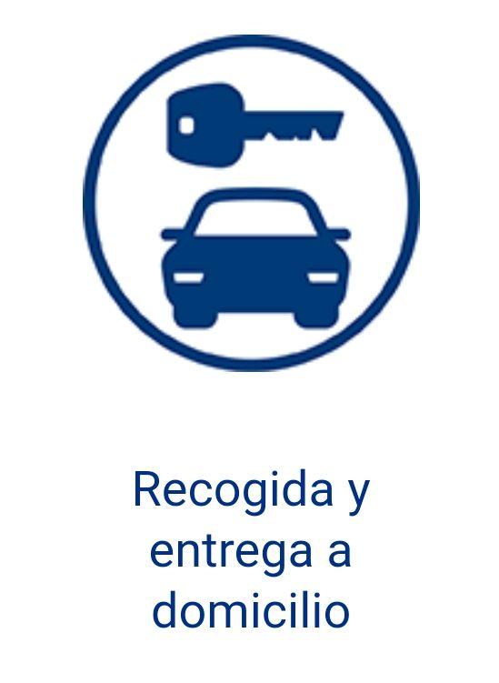 Recogida Y Entrega A Domicilio Domicilios Autos