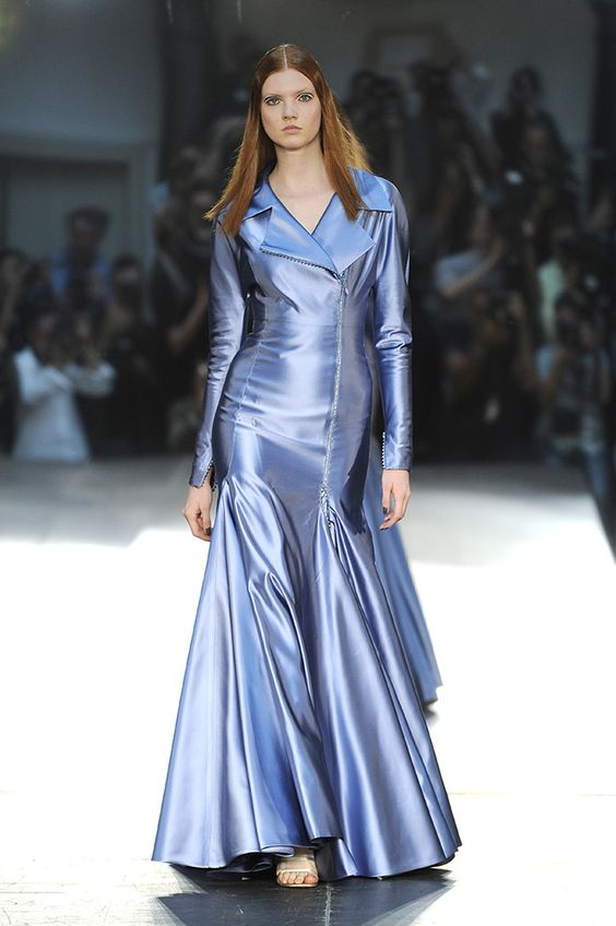 Alexis Mabille Haute Couture Fall-Winter 2016-2017, look 9…