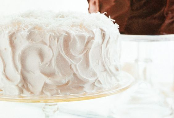 Coconut Layer Cake Recipe Bakeries Layer Cake Recipes