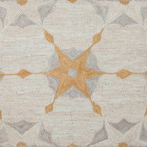 Custom Rugs, Custom rug sample: