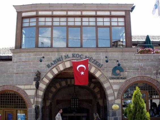 Rahmi M. Koc Museum, Istanbul, Turkey