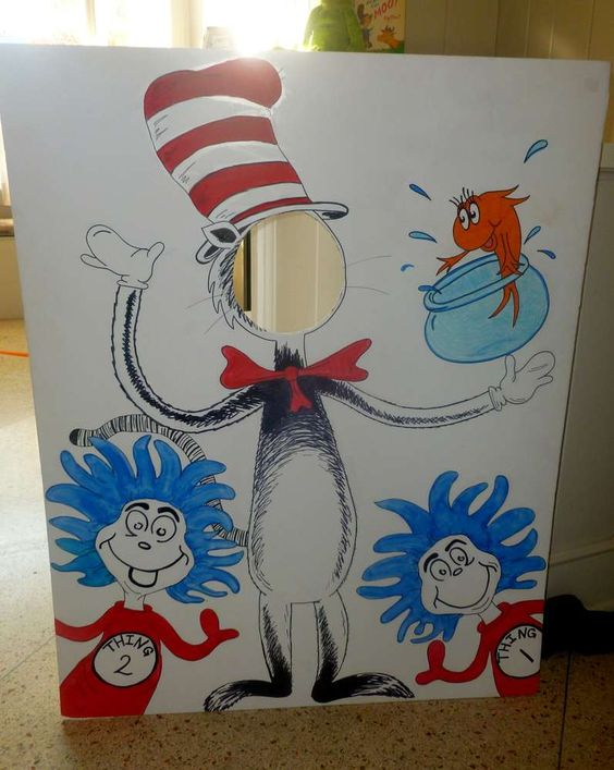Dr Seuss Birthday Party Ideas | Photo 34 of 38 | Catch My Party:
