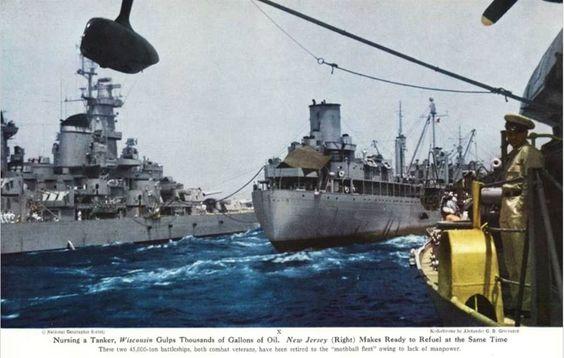 1948 midshipmens cruise