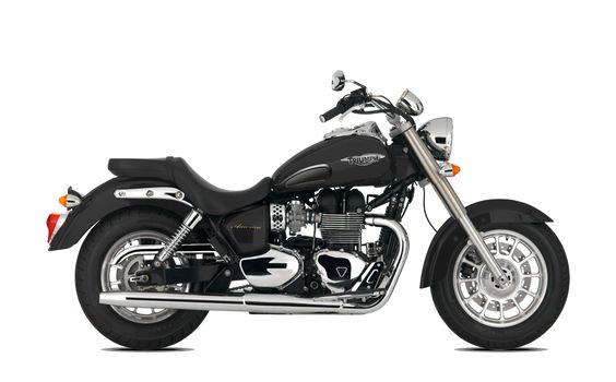 2016 America in Phantom Black | Triumph Motorcycles