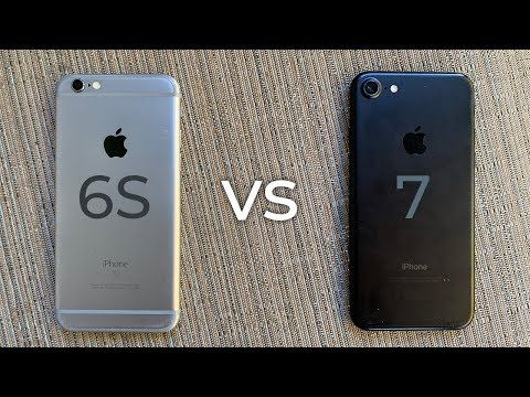 Iphone 6s Vs Iphone 7 Which Should You Buy 2019 Comparison Youtube Iphone Iphone 7 Best Iphone