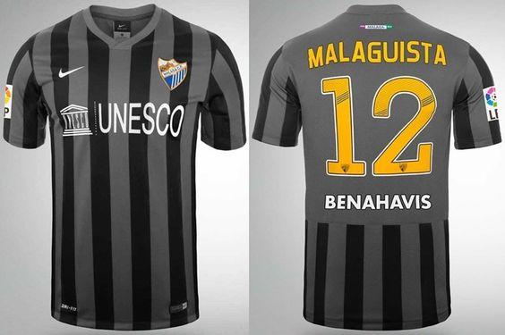 Málaga 2014-15 Nike Away
