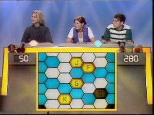 Blockbusters. Fond memories of that time. This would be on telly when I got home from my Art Foundation Course where I had a whale of a time.