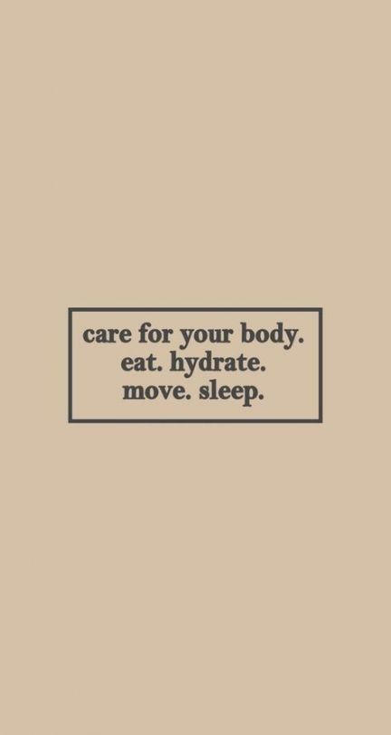 Care For Your Body Soul Quote Aesthetic Words Quotes Quotes