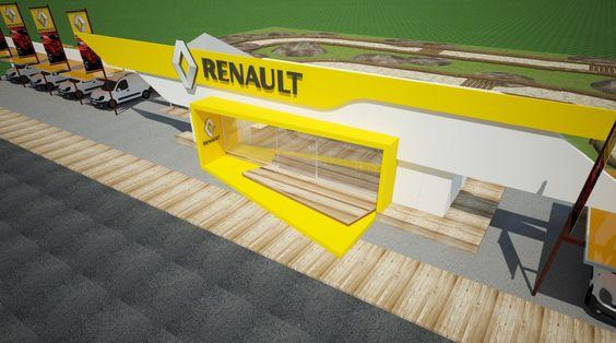 Arquiteto Fernando Yoshimoto-Projeto Renault-Agrishow