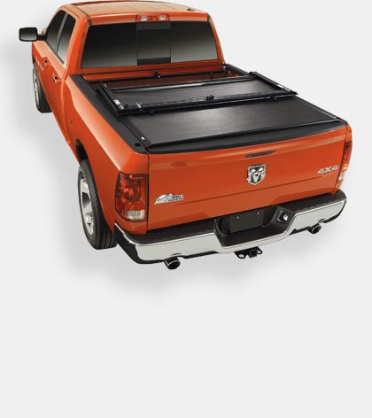 Soft Tri Fold Tonneau Cover - My Truck Point