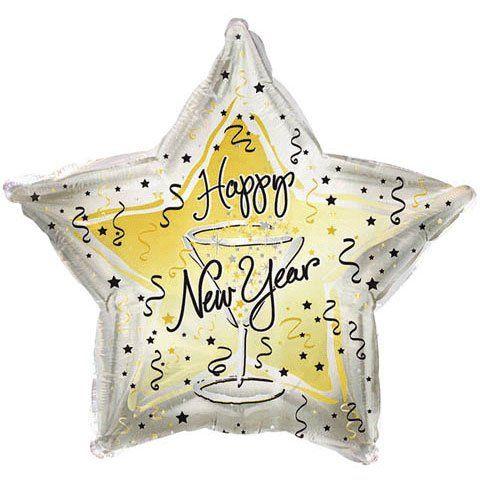 Folienballon Happy New Year Konfetti Sterne schwarz gold silber bunt ca. 45 cm Deko Silvester Unbekannt http://www.amazon.de/dp/B005SIFWKW/ref=cm_sw_r_pi_dp_CaaHwb0WDXPGY
