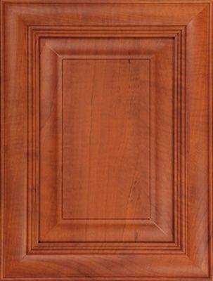 Vintage Raised Panel Laminate Kitchen Cabinet Door Style Kitchen Cabinets Pinterest
