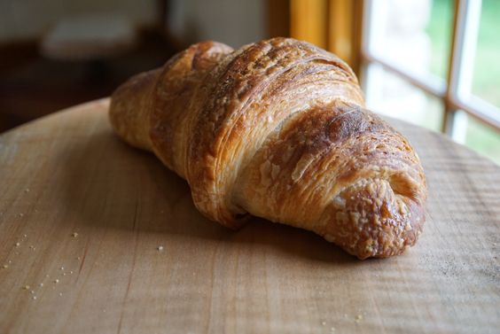 If you've ever been to France, you know that croissants can make or break your morning. Ours will only make it better
