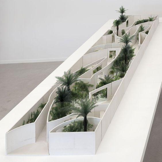 Anne Holtrop / Bahrain National Expo Pavilion, Milana f a s i a: Anne Holtrop