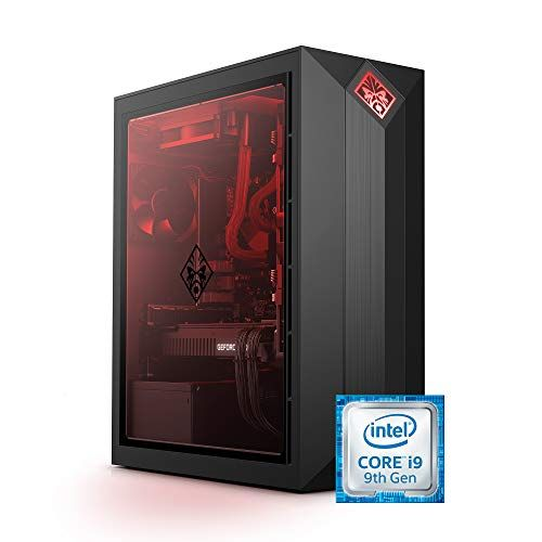 Omen By Hp Obelisk Gaming Desktop Computer 9th Generation Intel