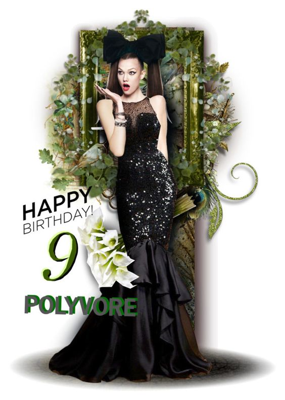 """Happy birthday Polyvore"" by alicja2204 ❤ liked on Polyvore featuring art, contestentry and happybirthdaypolyvore"