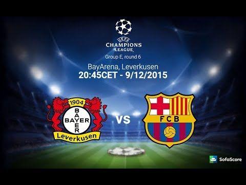 Fifa 18 Bayern Leverkusen Vs Barcelona Uefa Cl Stadion Europa Ps Bayern Fifa Youtube