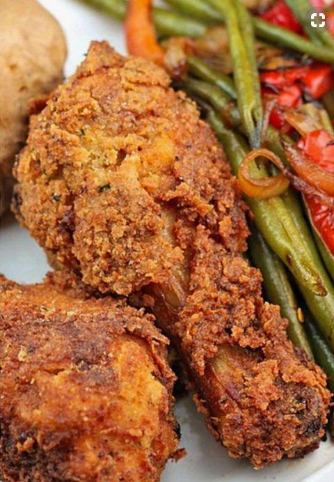 Buttermilk Pan Fried Chicken Buttermilk Chicken Chicken Recipes Fries In The Oven